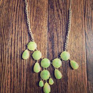 Loft Necklace Green